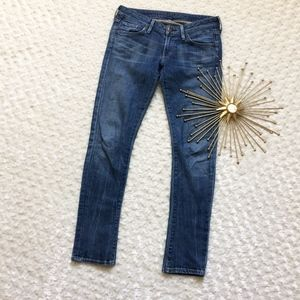 Citizens of Humanity Racer Skinny Jeans Sz 27